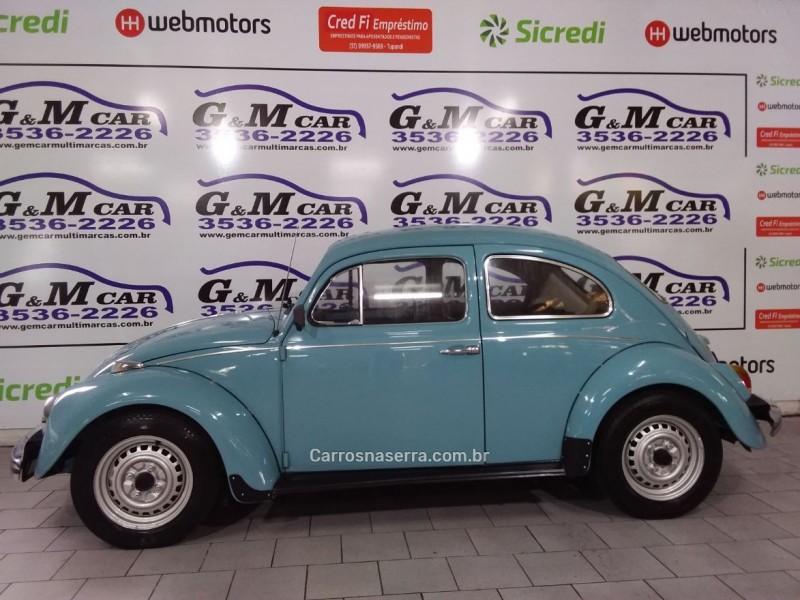 fusca 1.5 8v gasolina 2p manual 1973 sao sebastiao do cai