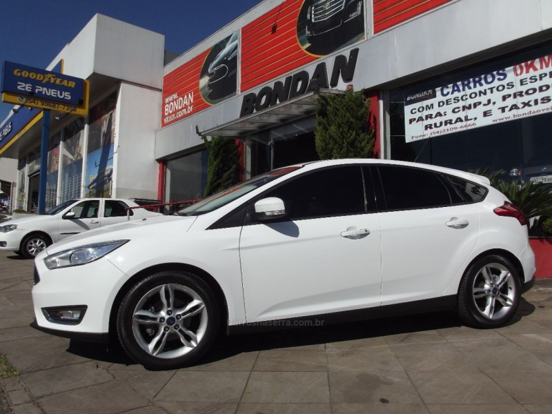 focus 1.6 se 16v flex 4p manual 2018 farroupilha