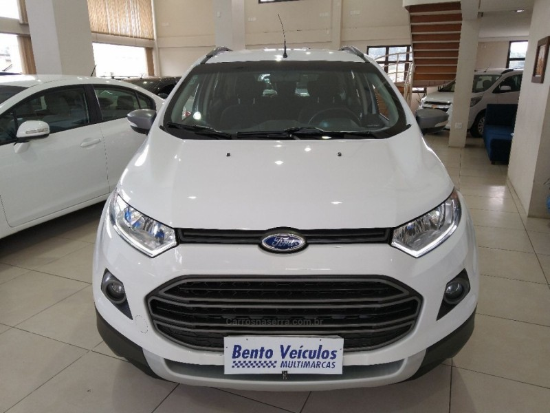 ecosport 1.6 freestyle 16v flex 4p manual 2015 bento goncalves