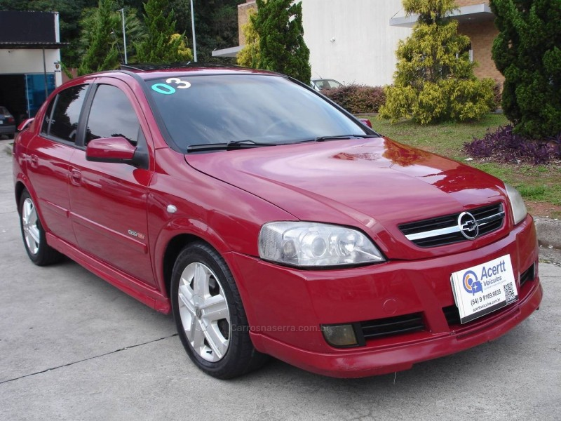 astra 2.0 sfi gsi 16v gasolina 4p manual 2003 caxias do sul