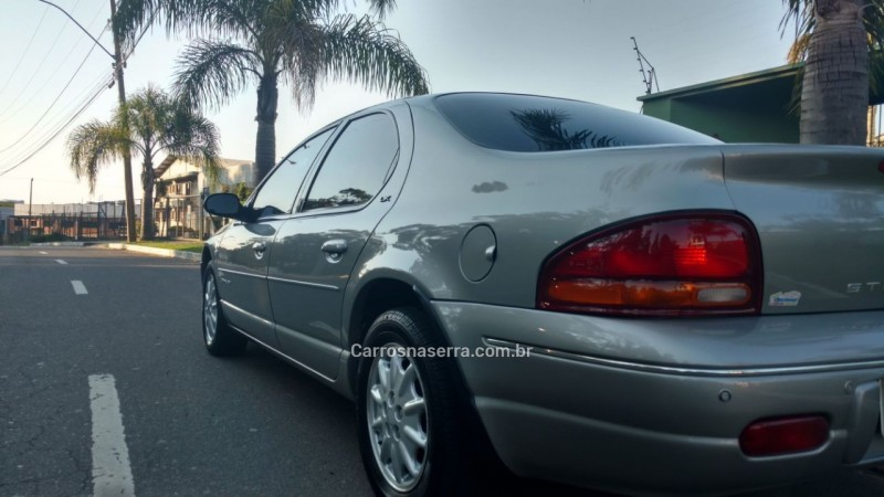 STRATUS 2.5 LX SEDAN V6 24V GASOLINA 4P AUTOMÁTICO - 1997 - CAXIAS DO SUL