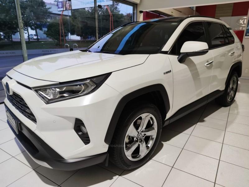 rav4 2.5 sx lawd hybrid 4x4 16v gasolina 4p automatico 2020 caxias do sul
