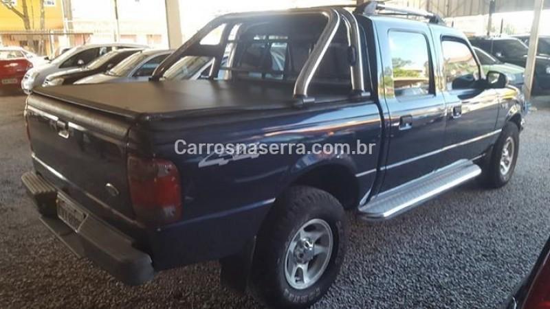 ranger 4.0 xlt 4x4 cd v6 12v gasolina 4p manual 1998 caxias do sul