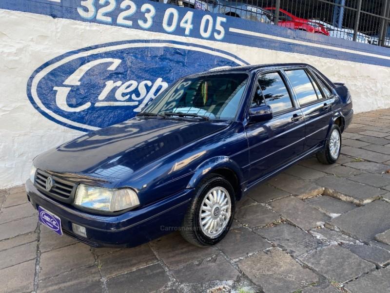 santana 2.0 mi evidence 8v gasolina 4p manual 1996 caxias do sul