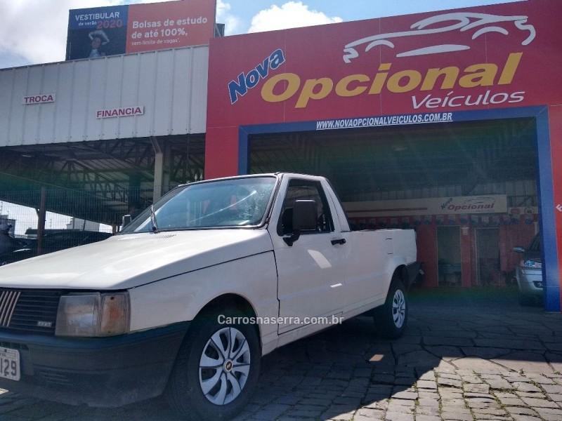 fiorino 1.0 pick up 8v gasolina 2p manual 1994 caxias do sul