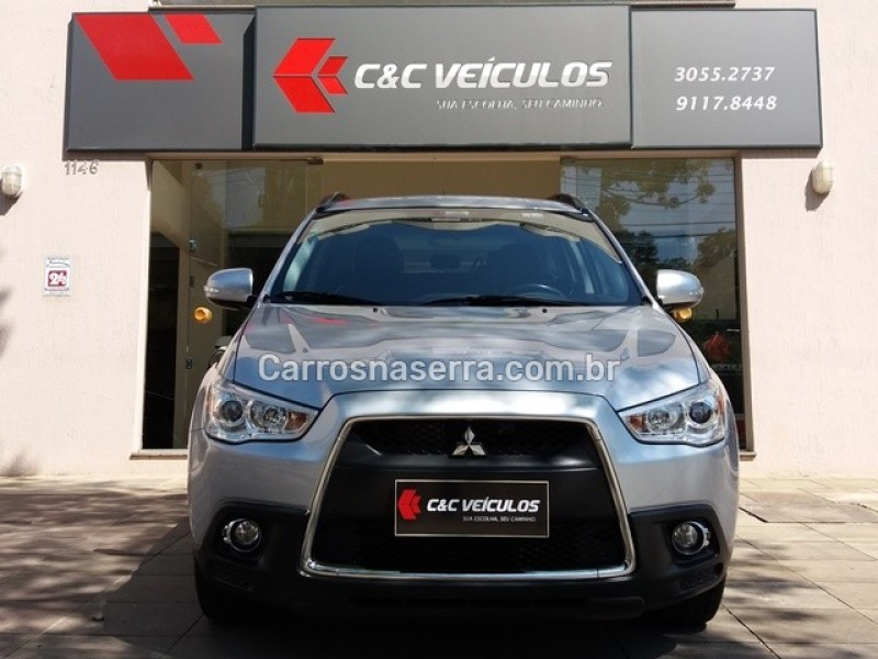 asx 2.0 4x4 awd 16v gasolina 4p automatico 2012 bento goncalves