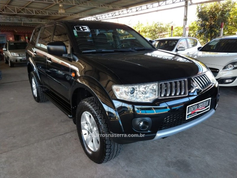 PAJERO DAKAR 3.2 4X4 16V TURBO INTERCOOLER DIESEL 4P AUTOMÁTICO - 2013 - CAXIAS DO SUL