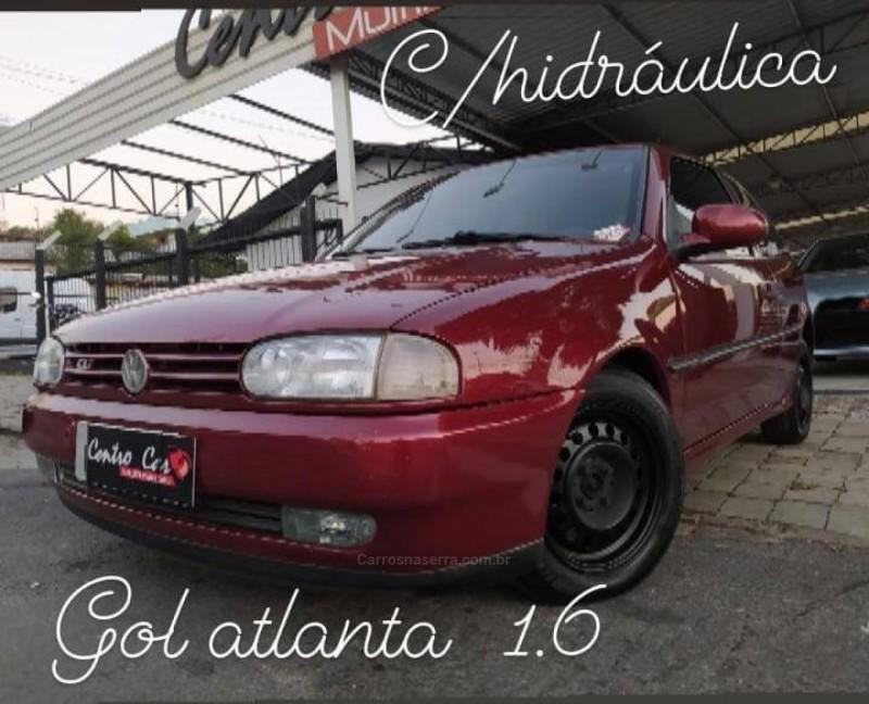 gol 1.6 i atlanta 8v gasolina 2p manual 1996 caxias do sul