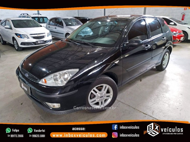 focus 2.0 ha 16v gasolina 4p manual 2007 gramado