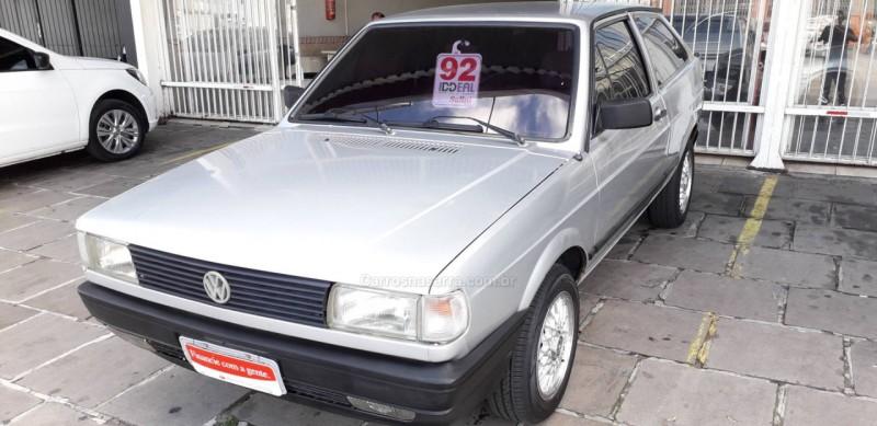 gol 1.6 cl 8v gasolina 2p manual 1992 bento goncalves
