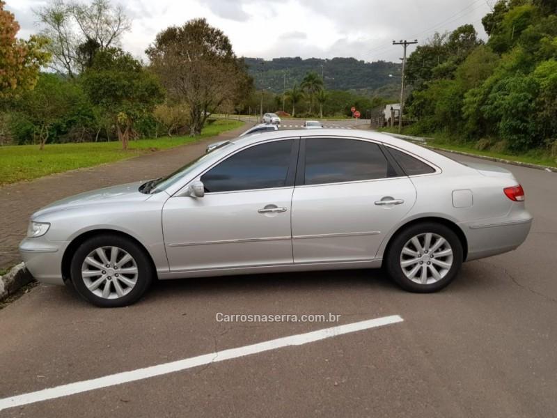 azera 3.3 mpfi gls sedan v6 24v gasolina 4p automatico 2009 feliz