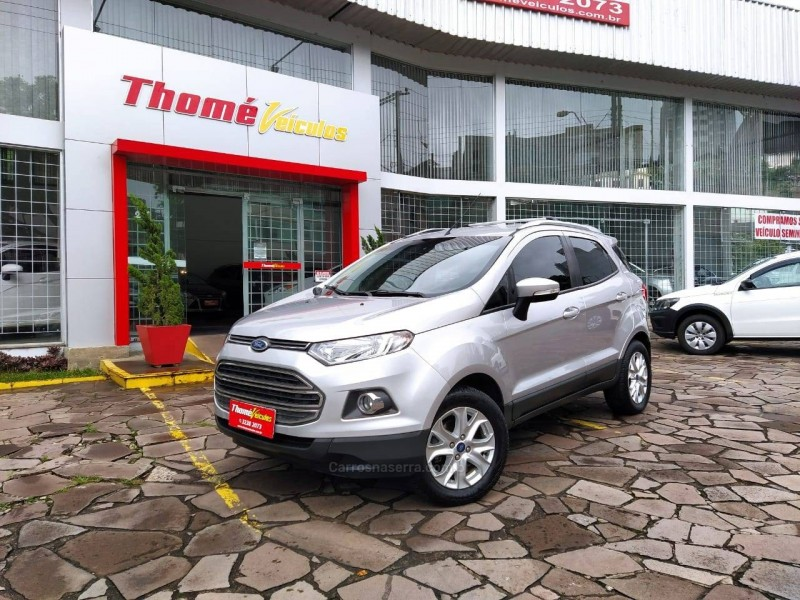 ecosport 2.0 titanium 16v flex 4p powershift 2015 caxias do sul