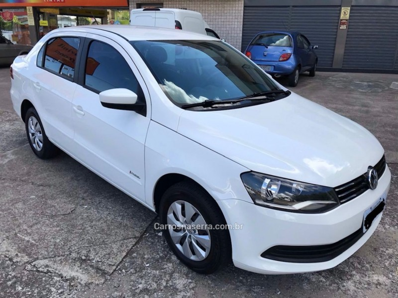 voyage 1.0 mi trendline 8v flex 4p manual 2014 caxias do sul