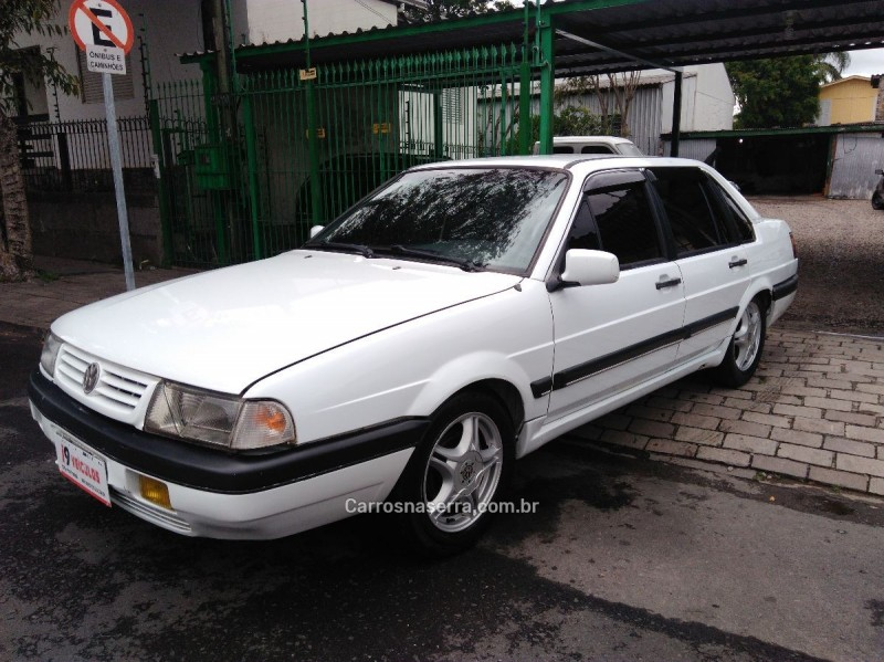 santana 1.8 mi 8v gasolina 4p manual 1994 caxias do sul