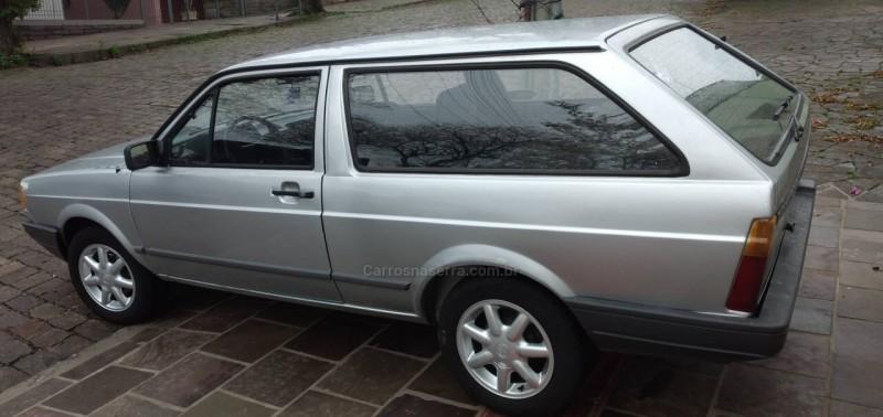 parati 1.6 cl 8v gasolina 2p manual 1994 nova prata