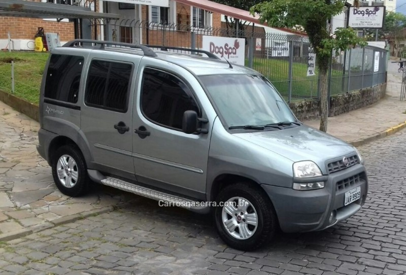 doblo 1.8 mpi adventure 8v gasolina 4p manual 2009 caxias do sul
