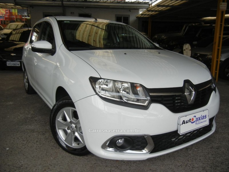 sandero 1.6 dynamique 8v flex 4p manual 2015 caxias do sul