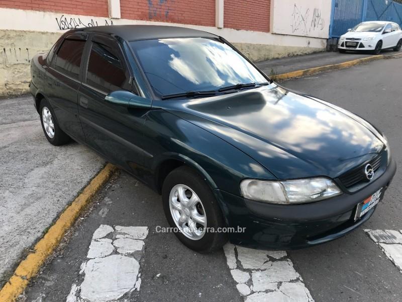 vectra 2.2 mpfi gls 8v gasolina 4p manual 1997 caxias do sul