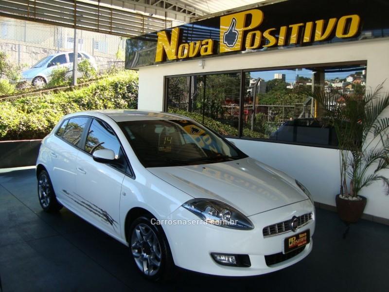 bravo 1.8 essence 16v flex 4p manual 2014 caxias do sul