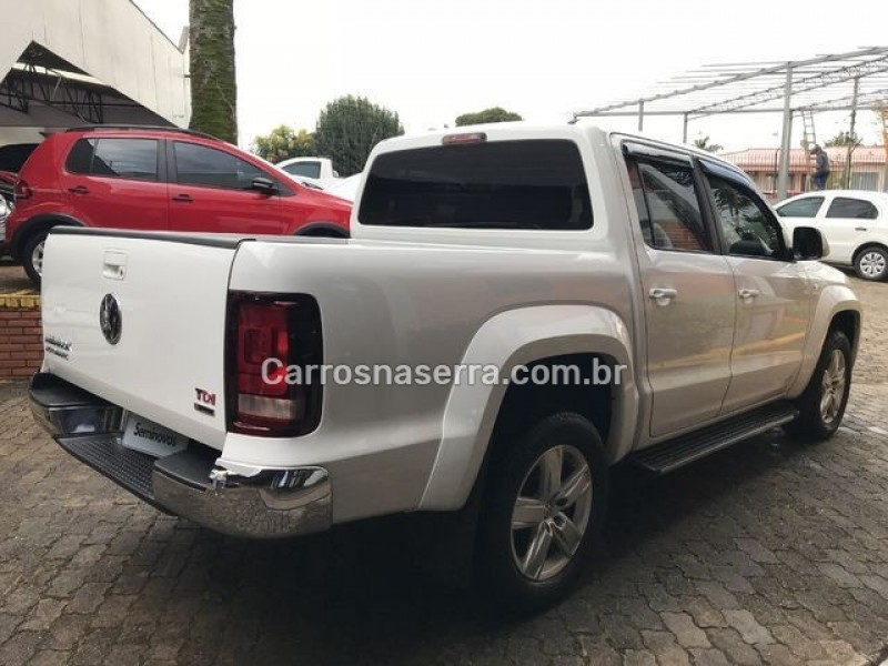 amarok 2.0 highline 4x4 cd 16v turbo intercooler diesel 4p automatico 2017 lajeado