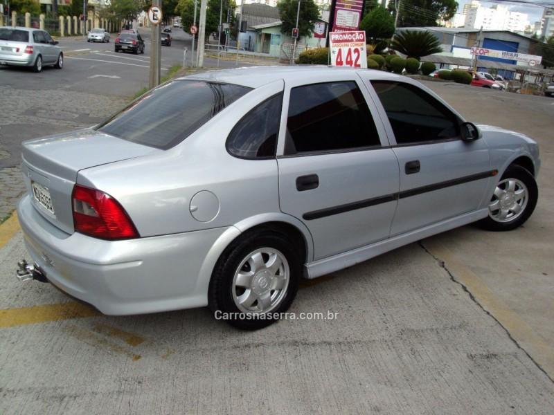 vectra 2.0 mpfi gls 8v gasolina 4p manual 2000 caxias do sul