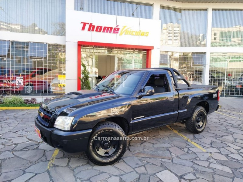 s10 2.4 mpfi advantage 4x2 cs 8v flex 2p manual 2011 caxias do sul