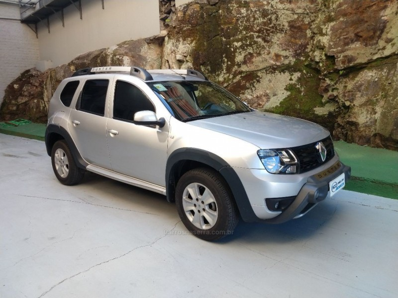 duster 2.0 dynamique 4x2 16v flex 4p automatico 2016 caxias do sul
