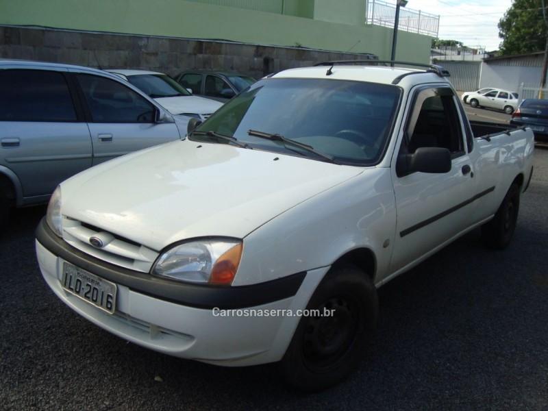 courier 1.6 mpi l 8v gasolina 2p manual 2004 caxias do sul