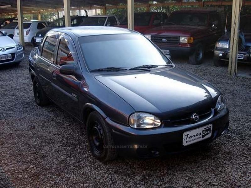 corsa 1.0 mpfi classic sedan life 8v flex 4p manual 2007 antonio prado