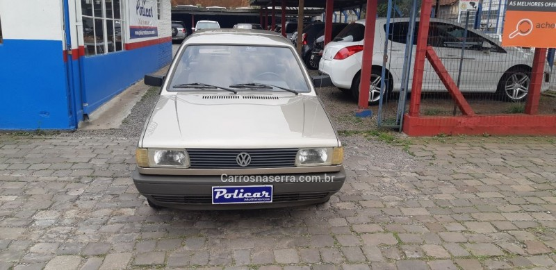 parati 1.6 cl 8v gasolina 2p manual 1994 caxias do sul