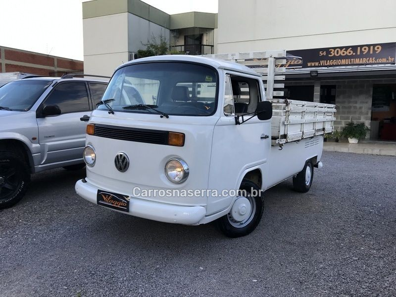 kombi 1.6 pick up cs 8v gasolina 2p manual 1999 caxias do sul