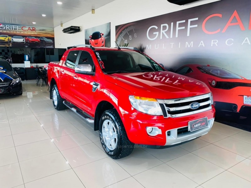 ranger 3.2 limited 4x4 cd 20v diesel 4p automatico 2015 dois irmaos