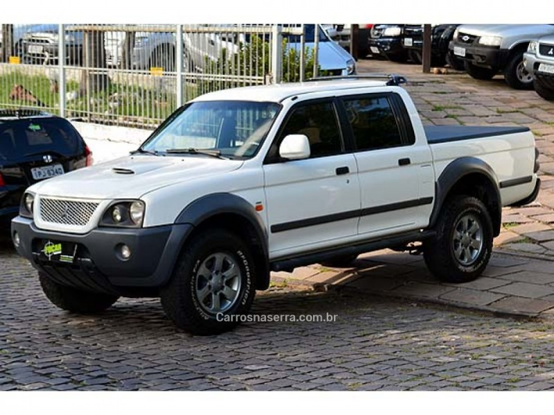 l200 outdoor 2.5 hpe 4x4 cd 8v turbo intercooler diesel 4p manual 2012 caxias do sul