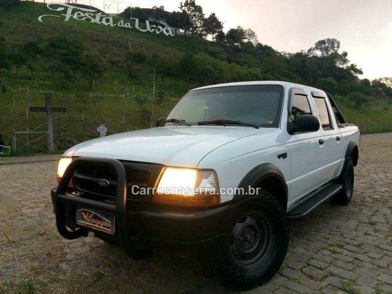 ranger 2.5 xl 4x2 cd 8v turbo intercooler diesel 4p manual 2001 caxias do sul