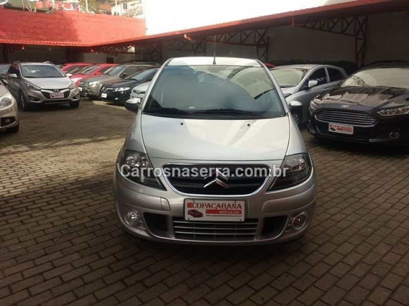 c3 1.4 i exclusive 8v flex 4p manual 2012 caxias do sul