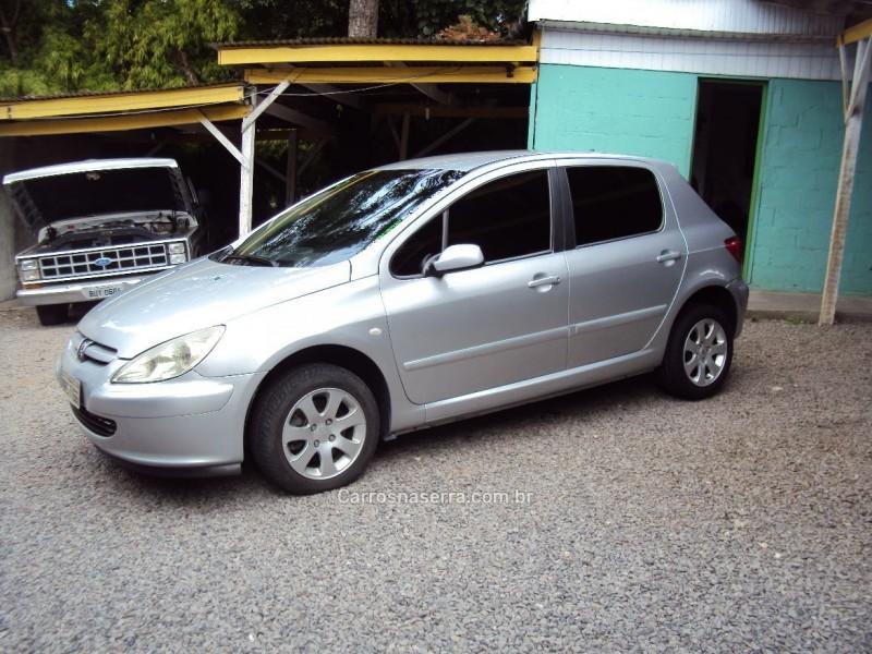 307 2.0 feline 16v gasolina 4p automatico 2006 caxias do sul