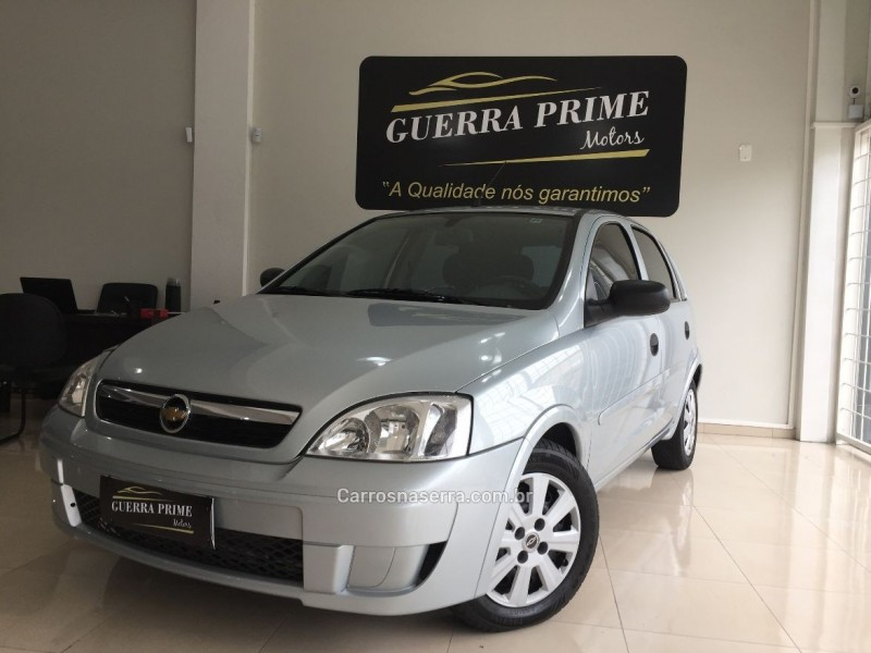 corsa 1.4 mpfi maxx 8v flex 4p manual 2011 caxias do sul