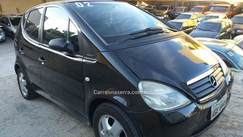classe a 1.9 190 classic gasolina 4p manual 2002 caxias do sul