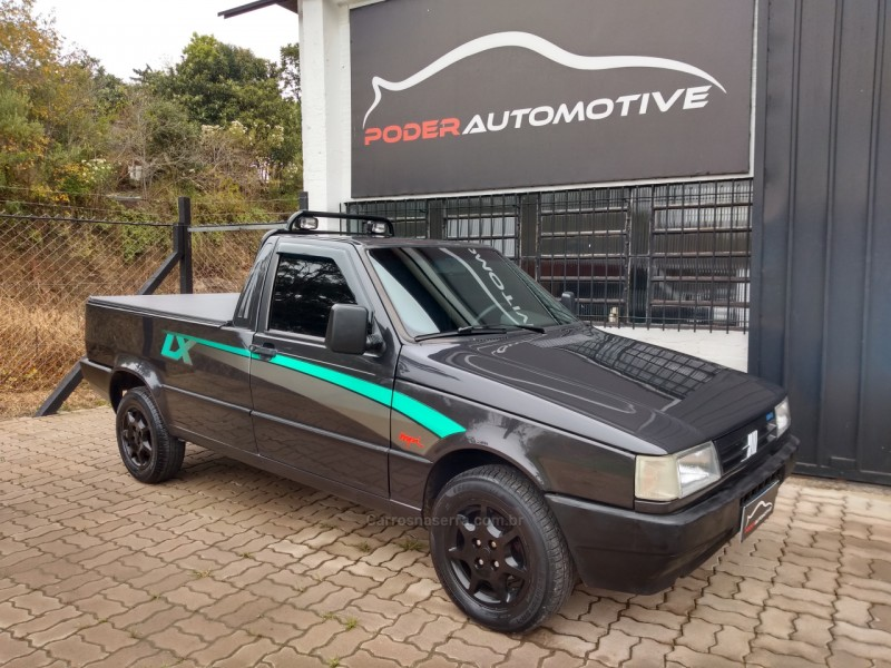 fiorino 1.6 mpi lx pick up cs 8v gasolina 2p manual 1996 farroupilha