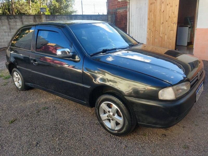 GOL 1.0 MI SPECIAL 8V FLEX 4P MANUAL - 2001 - CAXIAS DO SUL