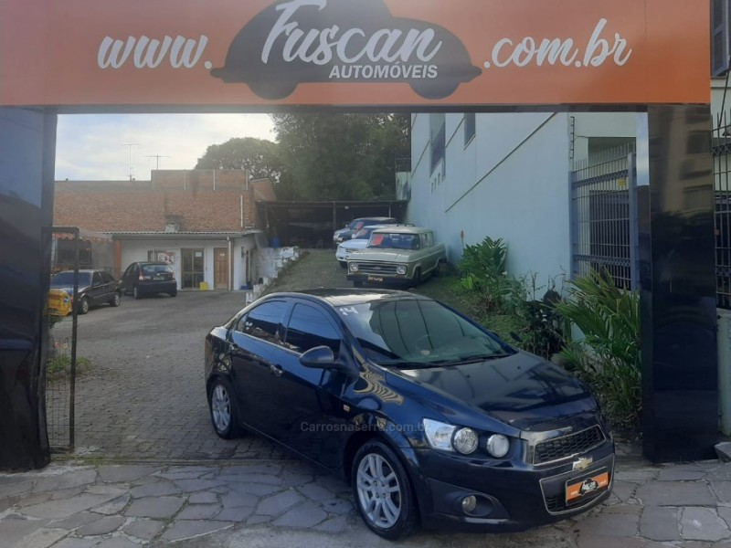 sonic 1.6 ltz sedan 16v flex 4p automatico 2014 caxias do sul