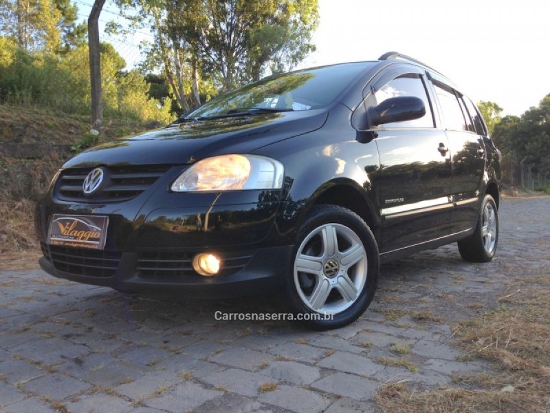 spacefox 1.6 mi comfortline 8v flex 4p manual 2007 caxias do sul