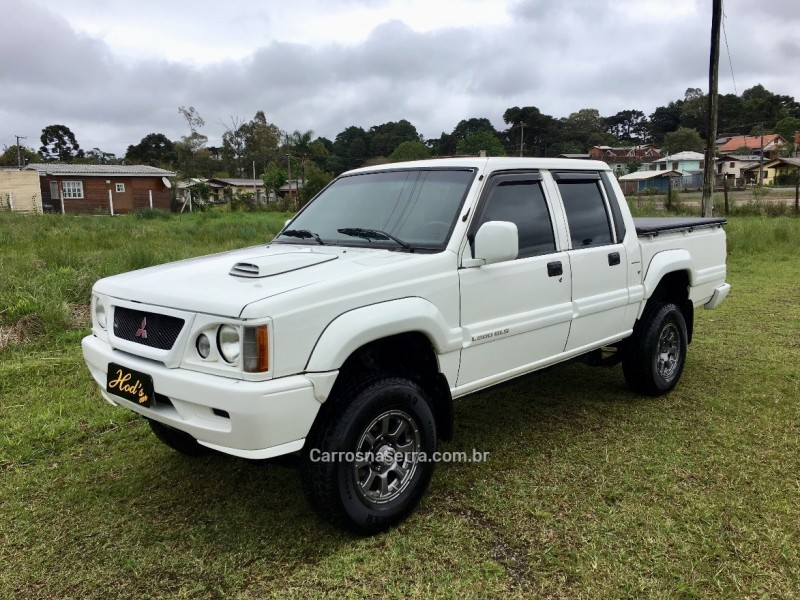 l200 2.5 gls 4x4 cd 8v diesel 4p manual 2000 canela
