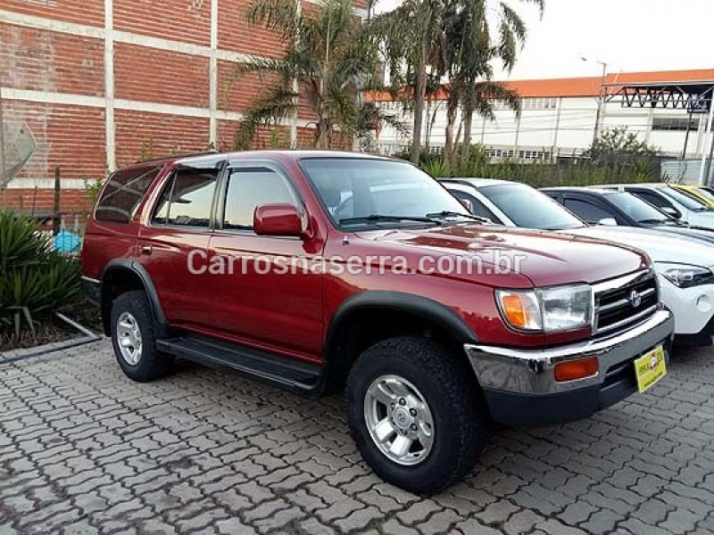 hilux sw4 3.0 4x4 8v turbo diesel 4p manual 1998 caxias do sul