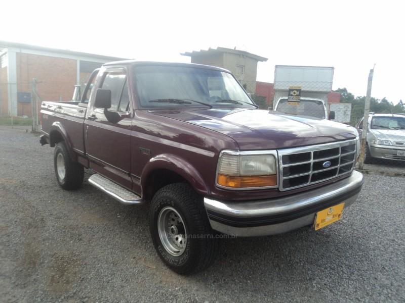 f 1000 4.3 xlt 4x4 cs turbo diesel 2p manual 1997 farroupilha