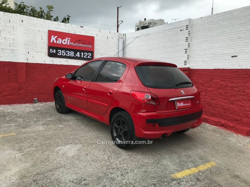 207 1.4 XR SPORT 8V FLEX 4P MANUAL - 2011 - CAXIAS DO SUL