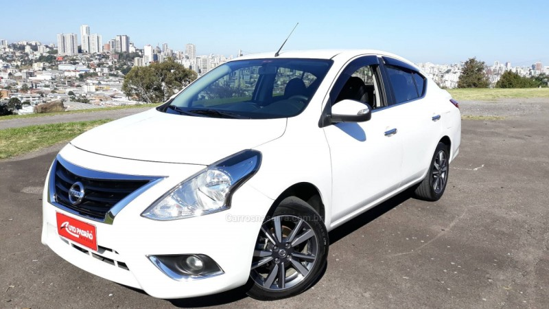 versa 1.6 16v flex sl 4p xtronic 2020 caxias do sul