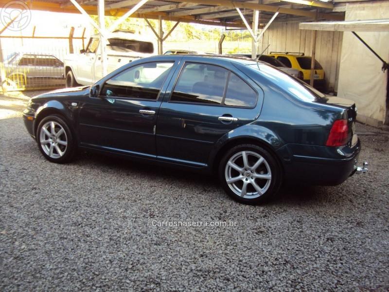 bora 2.0 mi 8v gasolina 4p automatico 2001 caxias do sul