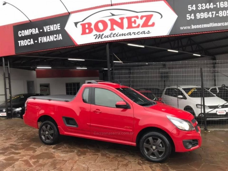 montana 1.4 mpfi sport cs 8v flex 2p manual 2013 caxias do sul