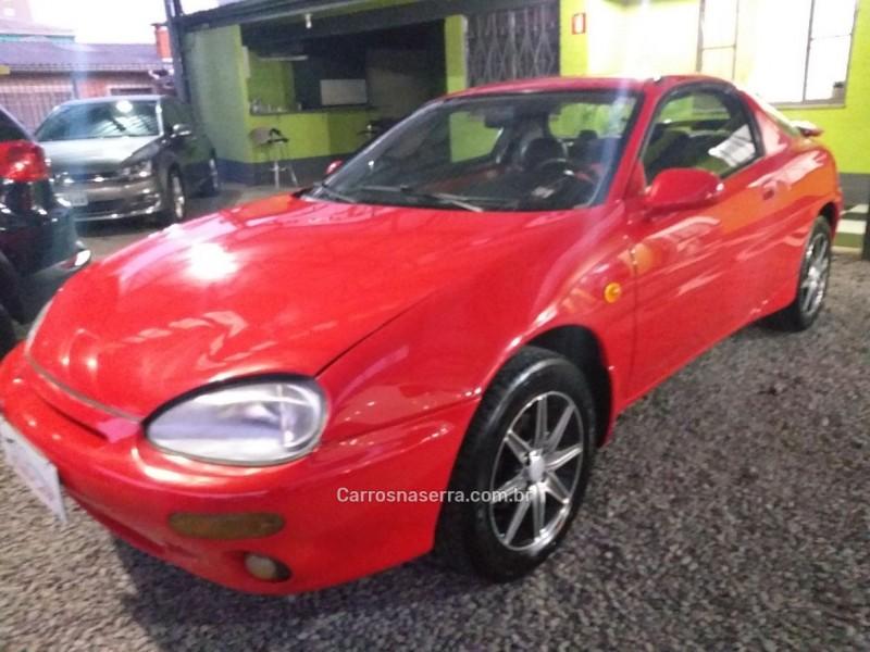 mx 3 1.6 gs 16v gasolina 2p manual 1995 caxias do sul